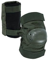 Тактические налокотники MilTec Teesar Olive 16232201