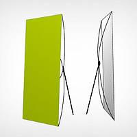 Х-баннер(паук) + баннер с печатью 60х160см