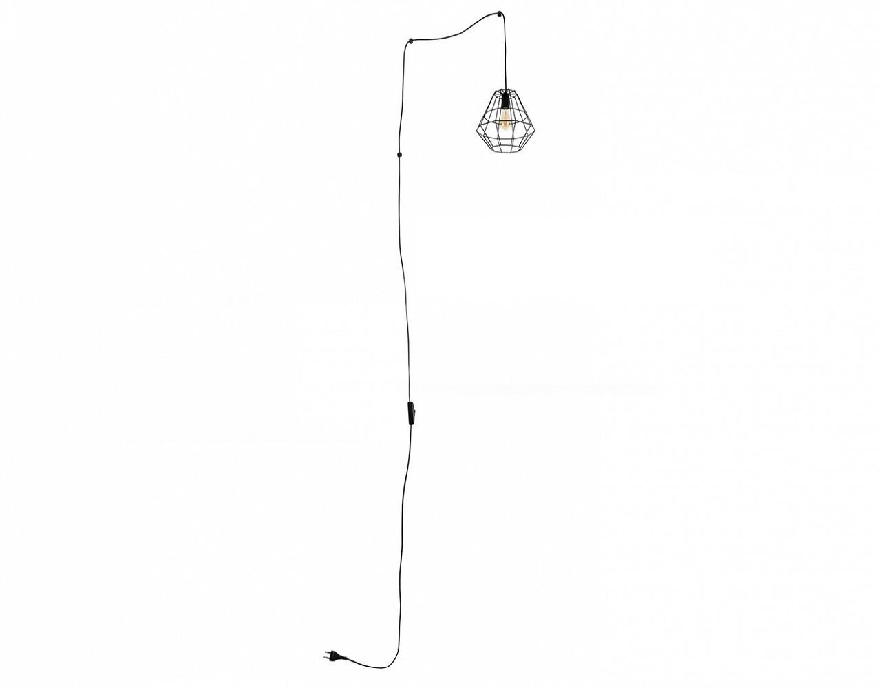 Люстра подвесная TK Lighting 2202 DIAMOND BLACK