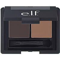 Набор для бровей, гель пудра, E.L.F. Cosmetics,Dark,3,5 г