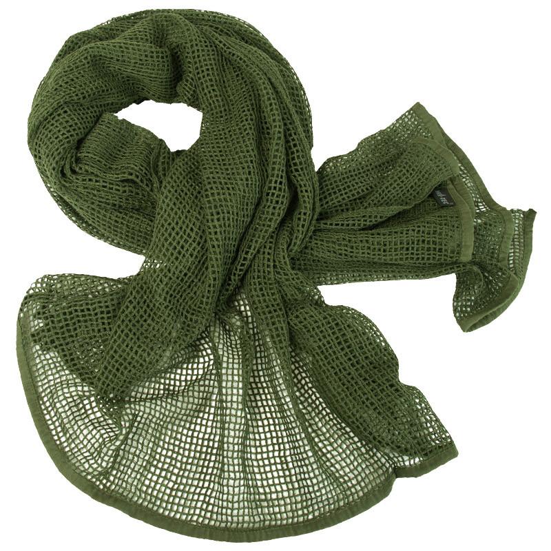 Шарф-сетка MilTec Olive 12625001