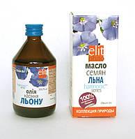 Масло семя льна  Elit Phito, 200 мл М12