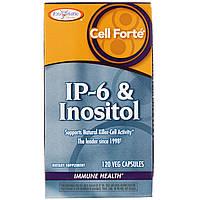 Фитиновая кислота (IР-6 инозитол), Enzymatic Therapy, 120, фото 1