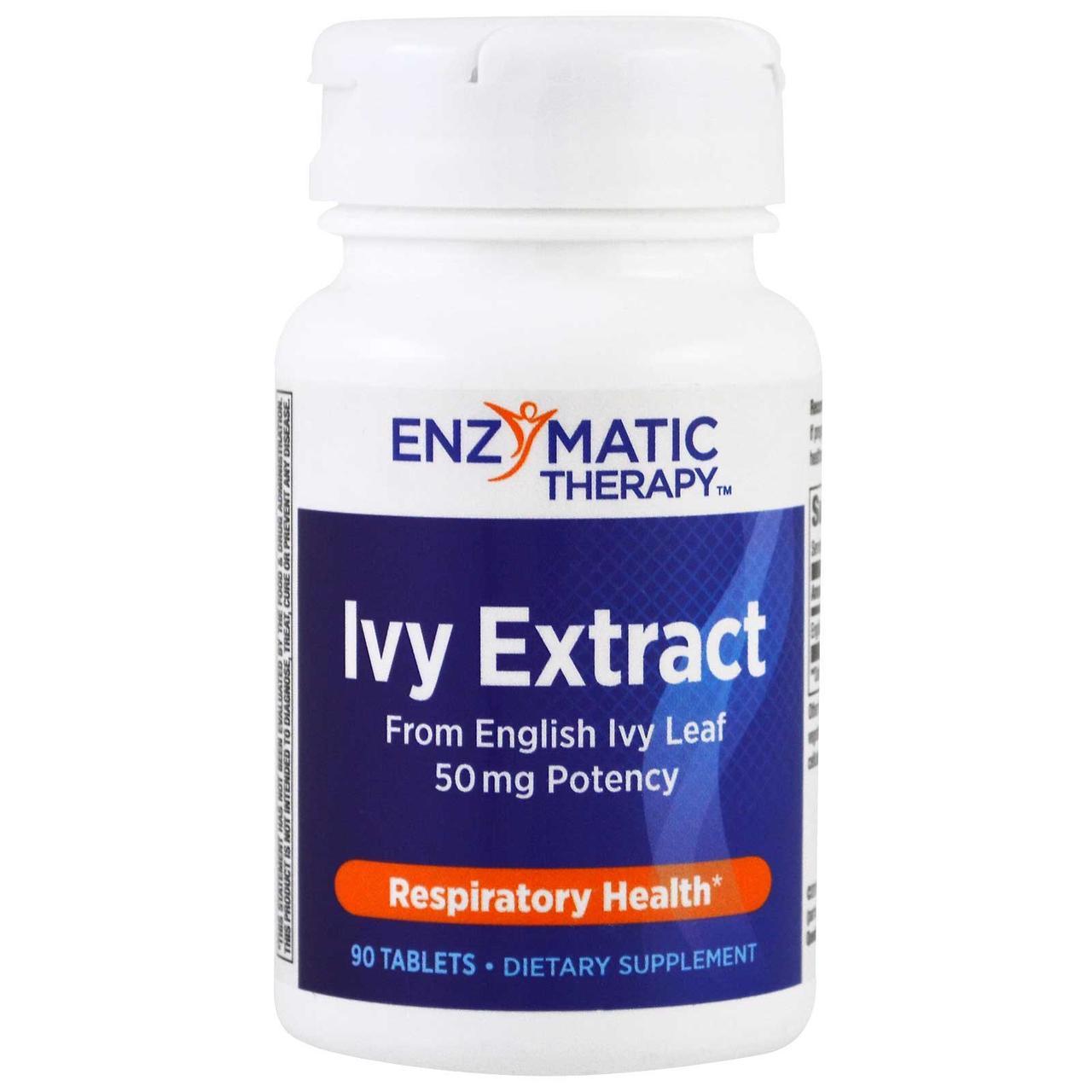 Отхаркивающее средство Enzymatic Therapy, 90 таблеток