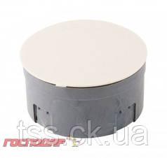 Господар  Коробка монтажная Ø 70 для бетона с крышкой, Арт.: 94-0202