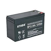 Аккумулятор мультигелевый TECHNOLOGY NP12-7.2Ah 12V 7.2AH, (AGM) для ИБП