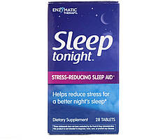 Здоровый сон Sleep Tonight, Enzymatic Therapy, 28 таблеток