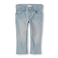 Удлинённые шорты The Children's Place 128-133см джинсовые