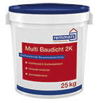Гидроизоляция Реммерс Multi-Baudicht 2K