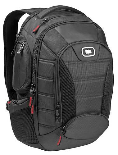 """Стильный рюкзак с отделом для ноутбука 17"""" 28.3 л. OGIO BANDIT 111074.03 black черный"""