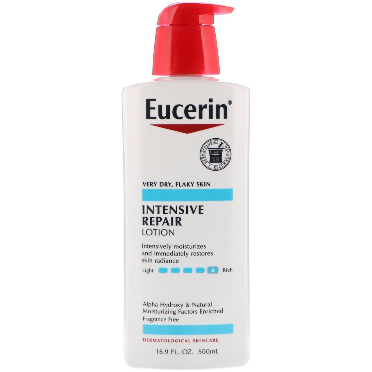 Лосьон для очень сухой кожи, Eucerin, 500 мл