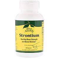 Стронцій для кісток Strontium, EuroPharma, 60 капсул