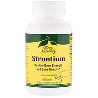 Стронций для костей Strontium, EuroPharma, 60 капсул