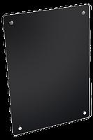 HGlass IGH 5070 чёрная 400/200 Вт стеклокерамическая нагревательная  панель, фото 1