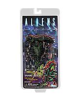 Фигурка Neca Чужой Змей с боевой челюстью, 17 см - Snake Alien, Series 13 - 207726