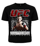 Футболка UFC: Хабиб Нурмагомедов (Khabib Nurmagomedov)