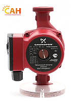 Насосы циркуляционные для системы водяного отопления Grundfos UPS 25-40 (нержавеющий вал,гайки в комплекте)