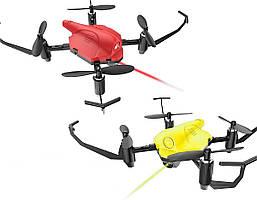 Бой квадрокоптеров на радиоуправлении Wowitoys Battle Drone - 139790