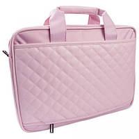 "Сумка для ноутбука Krusell 15.6 ""Coco laptop bag (71226) розовая, искусственная кожа"