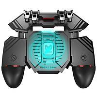 Беспроводной геймпад-триггер для смартфонов 1200 mAh Sandy Union PUBG Mobile AK77 (053)