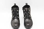 Модні турецькі черевики Aras Shoes 417-Gelik, фото 4