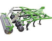 Агрегат DELTA FLEX для обробітку ґрунту без плуга 2,4 - 5 м.  TOLMET (PL)