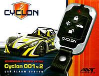 CYCLON - Автосигнализация Cyclon 001 v2 односторонняя