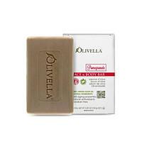 Olivella. Мыло для лица и тела Гранат на основе оливкового масла, 150г (764412250087)