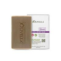 Olivella. Мыло для лица и тела Лаванда на основе оливкового масла, 150г (764412250100)