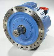 Радиально-поршневые моторы MCR 3 Bosch Rexroth