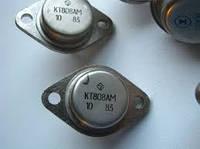 КТ808БМ транзистор кремниевый NPN (10А 160В) 60W