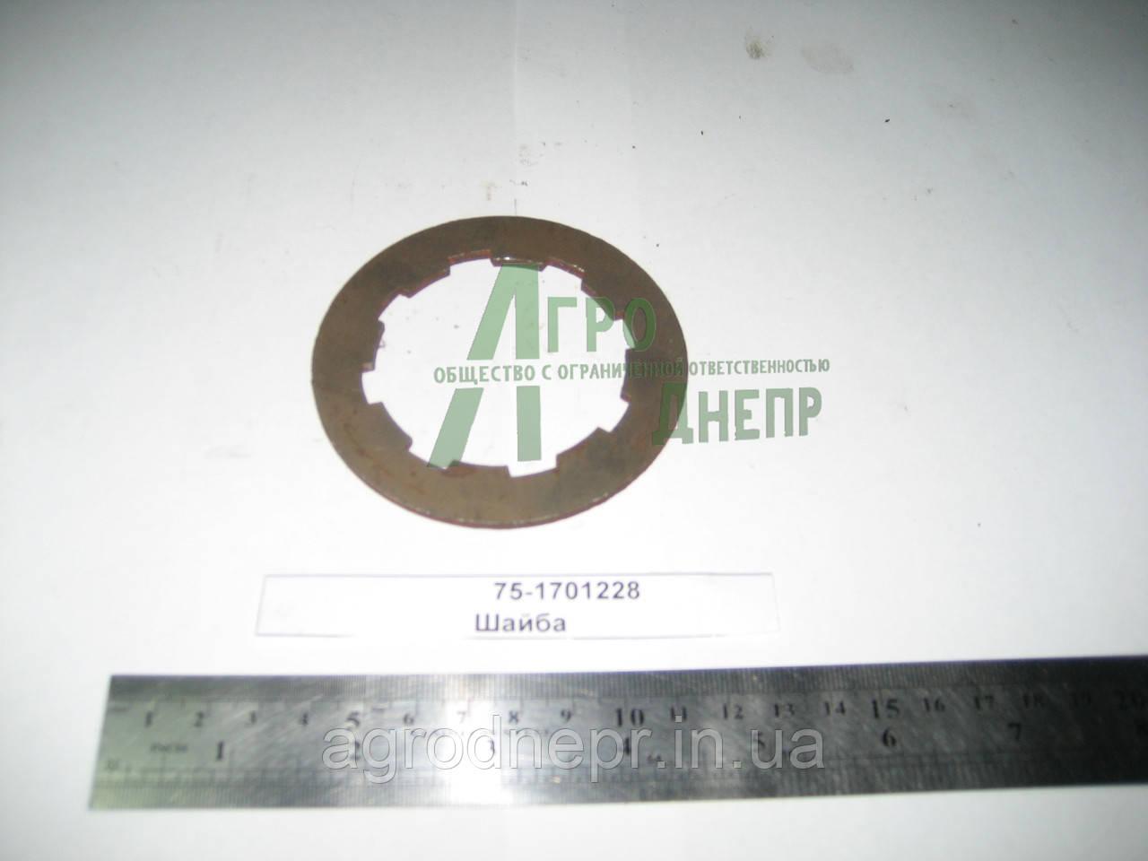 Кольцо синхронизированной КПП ЮМЗ 75-1701288