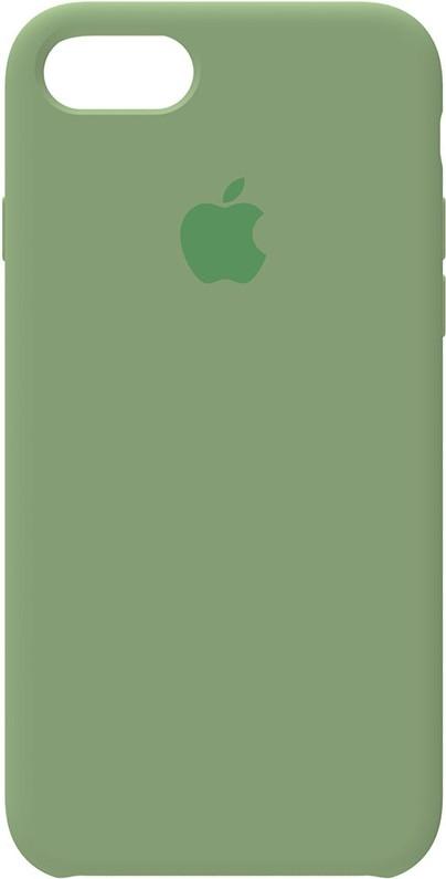 Чехол-накладка Apple Silicone Case iPhone 7/8 Spearmint
