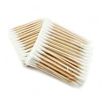 Ватные палочки для ушей деревянные