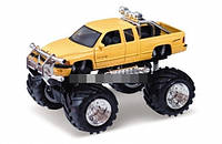 Модель машины 1:24 DODGE RAM QUAD CAB SPORT WELLY