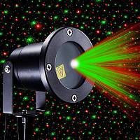 Декоративный лазерный проектор Waterproof Laser Shower