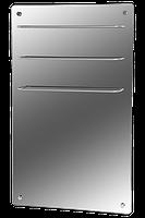 Hglass GHT 6010 зеркальный 650/325 Вт инфракрасная стеклокерамическая  сушилка для полотенец