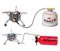 Kovea  Мультитопливная горелка Kovea Booster +1 KB-0603