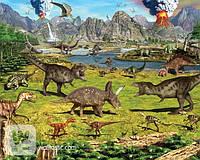Фотообои для детской Динозавры