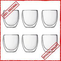 Набор стаканов Bodum Pavina 6 шт. 4558-10-12