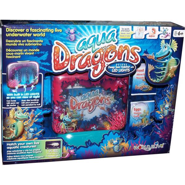 Набор для выращивания аквадраконов AQUA DRAGONS DELUXUE