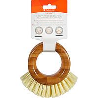 Щетка для овощей, Vegetable Brush, Full Circle Home LLC, 1 шт