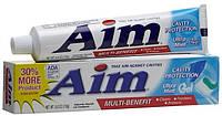 Aim Multi Benefit Cavity Control зубная паста 170 g, фото 1