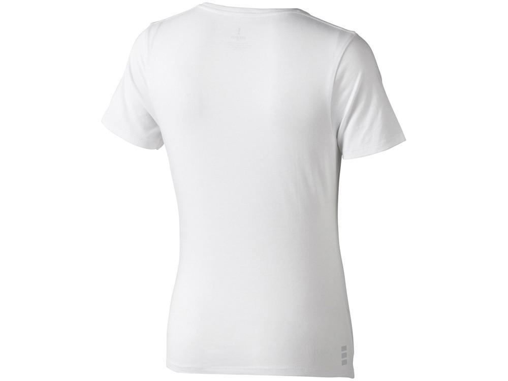 Футболка Kawartha женская с V-образным вырезом, белый