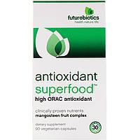 ОРАС антиоксиданты, High ORAC Antioxidant, FutureBiotics, 90 капсул