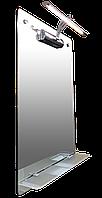 HGlass IHM 5080L дзеркало з підігрівом проти запотівання для ванної кімнати