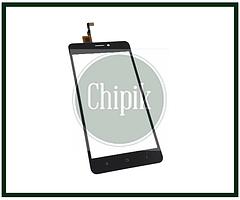 Сенсорний екран (тачскрін) для телефону S-TELL M510, Oukitel C3, Bravis A503, чорний