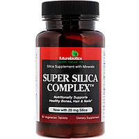 Кремний комплекс (Silica Complex), FutureBiotics, 60 таблеток
