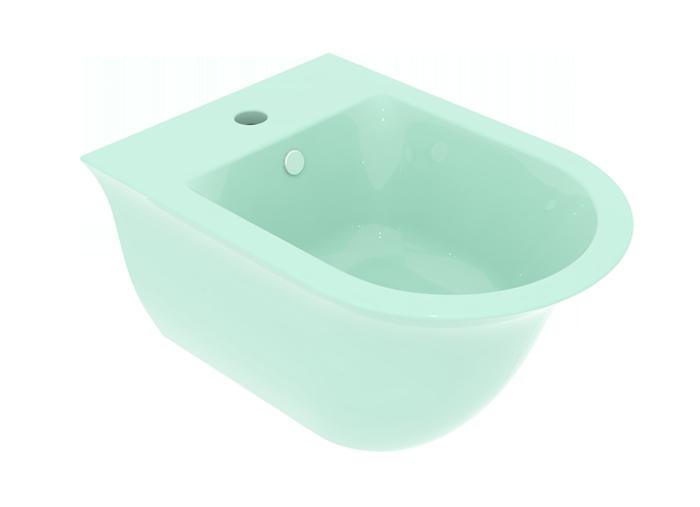 Підвісне біде GSG Flut glossy Water (FLBISO024)