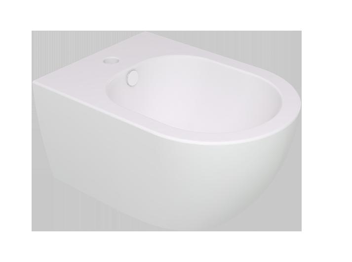 Підвісне біде GSG LIKE 52,5 см white matt (LKBISO001)